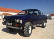 Nissan pick up king cab d21 2000€