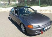 Honda civic eh9 1.6 vtec 125cv 2000€