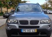 Bmw x3 2.0 177cv auto 9000€