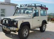 Land rover defender td 5 7 lugares 10000€