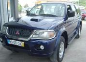 Mitsubishi pajero sport 2.5 td gls 4500€