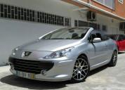 Peugeot 307 cc 1.6 dynamique 5000€