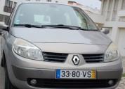 Renault scénic conquest gpl 3500€