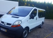 Renault trafic dci 9 lugares 5000€