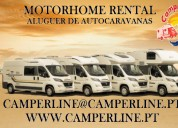 Camperline , comercio e aluguer de auto-caravanas