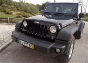 Jeep wrangler 2.8 crd atx sport (200cv) (2p)  5500