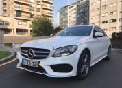 Mercedes-benz c 220 blue tec amg  16000 eur