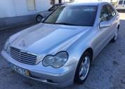 Mercedes-benz c 220 elegance  4000 eur