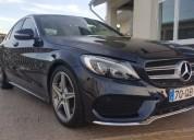 Mercedes-benz c 300 hybrid amg line aut  9500 eur