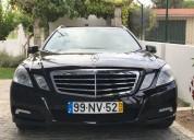Mercedes-benz e 250 cdi station diesel blue effici