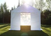 Pavilhão tendas (pe) econômica