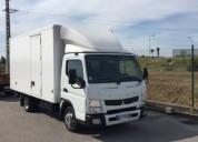 Mitsubishi canter 3c13e box   6000 €