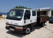 Mitsubishi canter di-d cab. dupla 2500 €