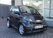 Smart fortwo 1.0 t brabus xclusive 2500 €