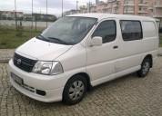 Toyota hiace d4d service 6 lugares  3000 €