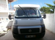 Autocaravana challenger 38 19000€