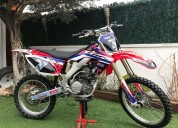 Honda crf r 250  2000 euro