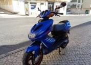 Yamaha aerox 50 1000€