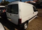 Peugeot partner 2.0hdi 90 cv 1.000 €