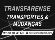 Transfarense transportes e mudanças