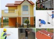 Construção civil pedreiro trolha pintor cerâmica