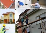 Construção civil - obras em casas trolha pinturas