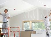 Construção habitacional, remodelações, restauros