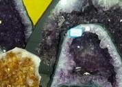 Loja de cristais minerais