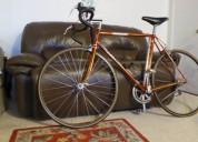 Bicicleta de corrida seat wilier triestina