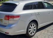 Toyota avensis 2.0 d4d - 09  4500eur