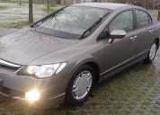 Honda civic 1.3 hybrid 113 mil - 07