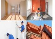Construção Trolha Pinturas Tectos Falsos, - Porto