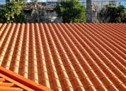 Remodelações pinturas trolha telhados em painel