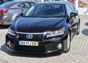 Lexus ct 200h p.convenience - 11