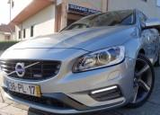 Volvo v60 d4 r-design summum 181cv  12000 €