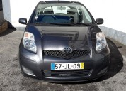 Toyota yaris 1.0 vvt-i comfort+ac+vsc  2500 €
