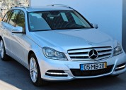 Mercedes-benz c 220 avantgarde - 11