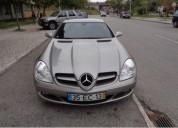 Mercedes-benz slk 200 k 163 cv 6.500 €
