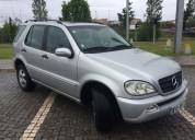 mercedes-benz ml 270 163 cv  € 3500