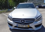 Mercedes-benz c 300 h amg line 204 cv 18000 eur