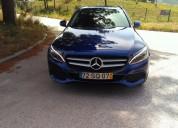 Mercedes-benz c 220  170 cv 11000 eur