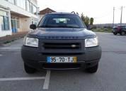 Land rover freelander 2.0 112 cv € 2000