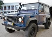 Land Rover Defender 90 SW 2.5 Td5 S