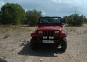Jeep wrangler 4j  155.000 km € 3000