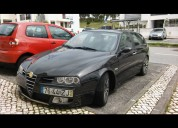 alfa romeo 156 sportwagon sw 106700 km € 3 000