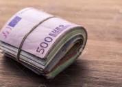 Ajuda e financiamento rápido