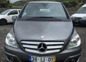 Mercedes-benz b 180 avantgarde nacional 4600euros