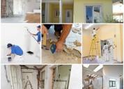 Remodelações trolha pintura cerâmica carpintaria p