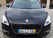Peugeot 508 2.2 gt 204cv 6000euros