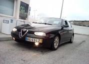alfa romeo 156 1.8ts preto cor 1200 euros